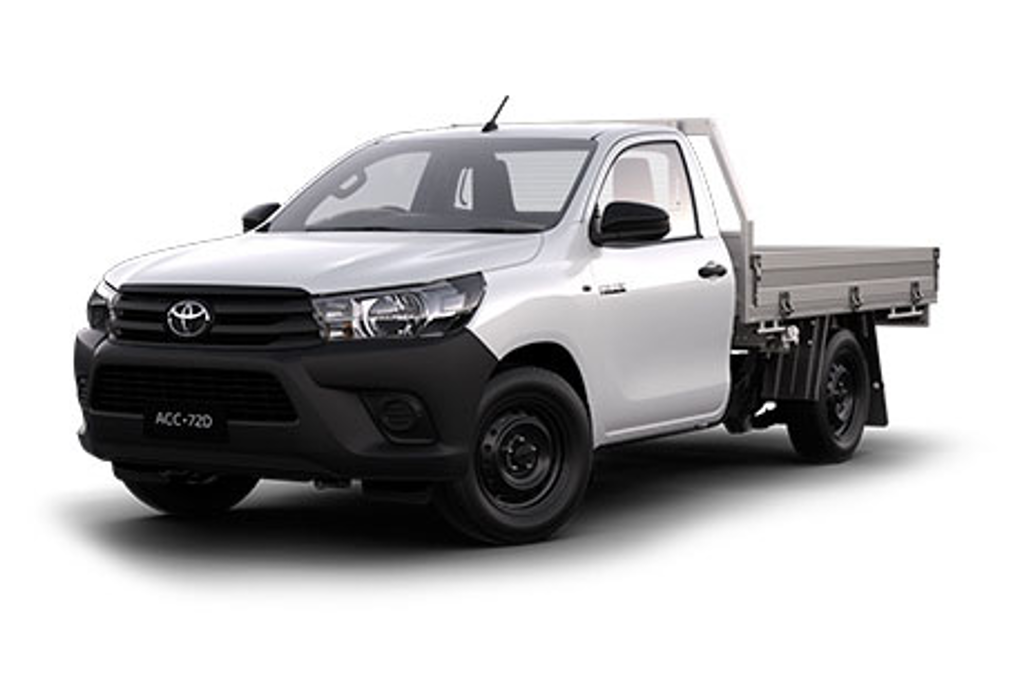 Toyota Workmate or similar