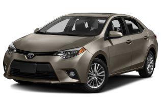 Toyota Corolla Sedan or Similar