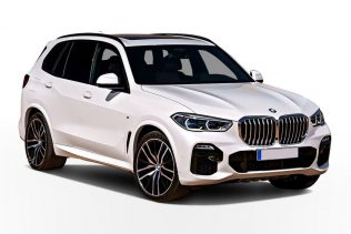 BMW X5 XDRIVE – 7 Seater Diesel