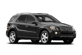 Mercedes ML280 or similar