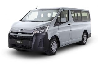 Toyota Commuter 12 Seater or similar