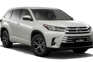 7 Seater Toyota Kluger AWD