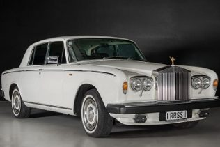 Rolls Royce 1977 Silver Shadow 2
